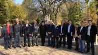 Macaristan'da Türk Macar Dostluk Parkı