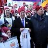 AB Liderler Zirvesi öncesi Brüksel'de protestolar