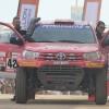 Dünyanın en zorlu yarışı Dakar Rallisi başladı