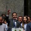 Hollanda Venezuela'da erken seçim ilan edilmezse Guaido'yu tanımaya hazır