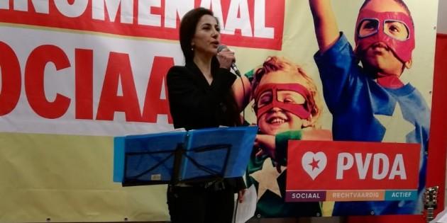 Pvda'lı Ayşe Yiğit senatör oldu