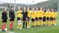 19 Yaş Altı Kadın Milli Futbol Takımı, Belçika'ya yenildi