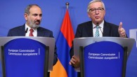Ermenistan Başbakanı Paşinyan Brüksel'de