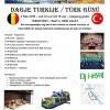 Aalst'ta Türk Günü Şenliği
