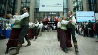 Belçika'daki AB kurumları kapılarını halka açtı