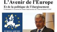 EUROACADEMIC 10. yılını federal mecliste kutlayacak