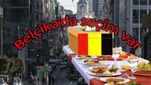 """Belçika'da Seçim var"""