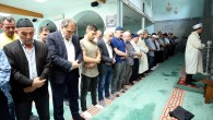 Mursi için Belçika'da gıyabi cenaze namazı