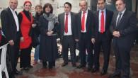 SCHAERBEEK'Lİ SOSYALİSTLERDEN KERMES ZİYARETİ