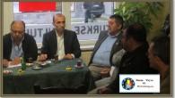 BTF GENEL BAŞKANI ZARARSIZ ZİYARETLERİNE DEVAM EDİYOR