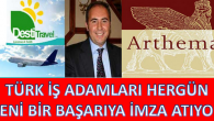 DESTİ TRAVEL ARTHEMA'YI SATIN ALDI