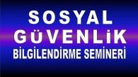 LIEGE'DE SOSYAL GÜVENLİK SEMİNERİ
