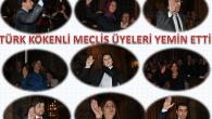 SCHAERBEEK BELEDİYE MECLİSİ YEMİN EDEREK GÖREVE BAŞLADI