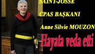 SAİNT-JOSSE CPAS BAŞKANI MOUZON ÖLDÜ
