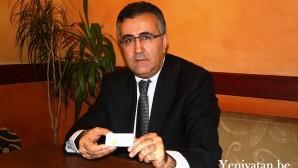 """SADIK KÖKSAL, """"BELEDİYEMİZİ TEMİZ TUTALIM"""" PROJESİNİ ANLATTI"""