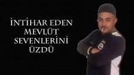 GENT'TE BİR TÜRK GENCİ DAHA İNTİHAR ETTİ