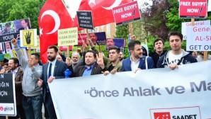 SAADET PARTİSİ, ARAKAN'DAKİ ŞİDDETİ PROTESTO EDECEK