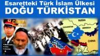 DOĞU TÜRKİSTAN'A DESTEK MİTİNGİNE DAVET