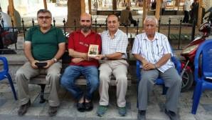 ŞAİR AHMET KÖKEN İSTANBUL'DA ÖDÜL ALDI