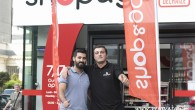 BOTANİQUE MAHALLESİ 'SHOP AND GO'YA KAVUŞTU