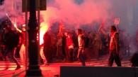 IRKÇI LE PEN'E SAİNT-JOSSE'DA SOĞUK DUŞ