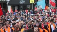CUMHURBAŞKANI ERDOĞAN'I BRÜKSEL'DE 3 BİN KİŞİ KARŞILADI