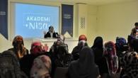 MİLLETVEKİLİ ÖZDEMİR 'AVRUPA'DA MÜSLÜMAN KADIN PROTRESİ'Nİ ANLATTI