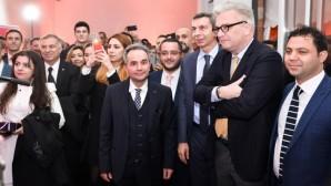 PRENS LAURENT ERZURUM'A İLGİ GÖSTERDİ