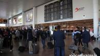 Brussels Airlines çalışanları grevde