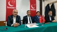 GERİ KABUL ANLAŞMASINA SAADET PARTİSİ'NDEN SERT ELEŞTİRİ
