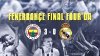 REAL MADRİD'İ ELEYEN FENERBAHÇE FİNAL FOUR'DA