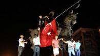 """""""DARBE AZİZ MİLLETİMİZİN ASALETİNİ GÖSTERDİ"""""""