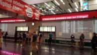 Viyana'da havalimanındaki Türkiye karşıtı haber kaldırıldı