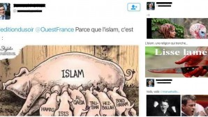 Twitter'da islamofobik paylaşımların sayısında artış