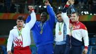 Türkiye'nin ikinci gümüş madalyası Rıza Kayaalp'ten