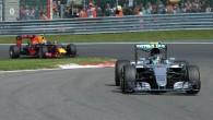 Belçika Grand Prix'sini Rosberg göğüsledi