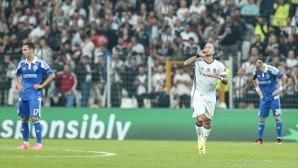 Beşiktaş yine berabere