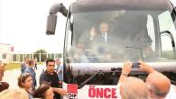 Kılıçdaroğlu'nun önüne mermi bırakan vatandaş Belçika'da