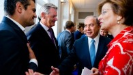 Türk kökenli vekil, İsrail Başbakanı'nın elini sıkmadı