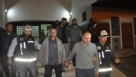 Göçmenler ile kaçmak isteyen FETÖ üyeleri yakalandı