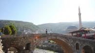 Prizrenliler Kale Camisi'nin yeninden inşasını istiyor