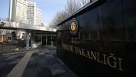 Belçika'nın Ankara Büyükelçisi Dışişleri'ne çağrıldı