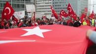 Belçika'daki Türkler teröre meydan okuyacak