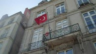 Türkiye'nin Nantes Başkonsolosluğu'na molotoflu saldırı