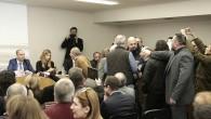 Atina'da Türk karşıtı ırkçı gösteri