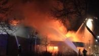 Hollanda'da cami yapılması planlanan bina kundaklandı