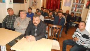 Bakü katliamı 27. yıldönümünde Eskişehir'de anıldı