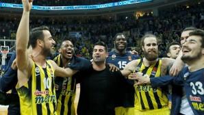 Fenerbahçe, Galatasaray Odeobank'ı Avrupa Ligi'nde devirdi