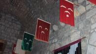 Almanya'da Osmanlı sancağının taşınması yasaklandı