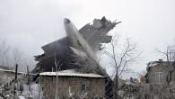 """""""Bişkek'te düşen uçak ve mürettebatı THY'ye ait değil"""